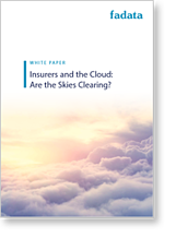 Insurers and the Cloud