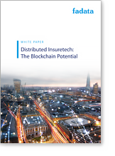 White Paper cover: The Blockchain Potential