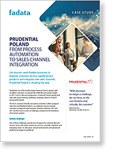 Fadata Case Study Prudential Poland